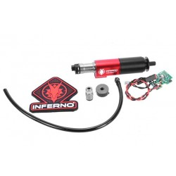 Wolverine Airsoft HPA Systems GEN 2 INFERNO M4 Cylinder with SPARTAN Edition V2 M4 Gearbox