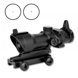 Aim ACOG 1x32 Red Dot Scope (Black)