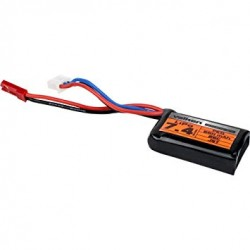 LiPo 7.4 V 250mAh 25C HP – JST Battery