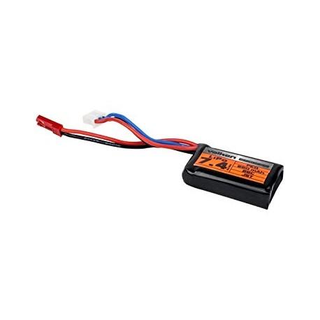 LiPo 7.4 V 250mAh 25C HP – JST Battery