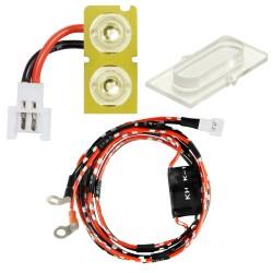 Single UV LED Board w/ Clear Cover and Module set for MAXX ME/MI