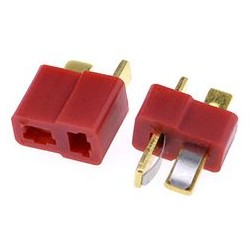 Titan Power Deans T-PLUGS (Pair)