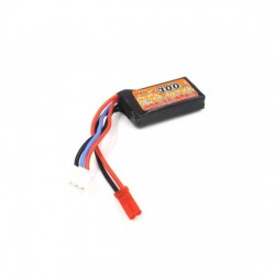 VB Power - LiPo 7.4 V 3000mAh 35/70C – JST Battery - HPA