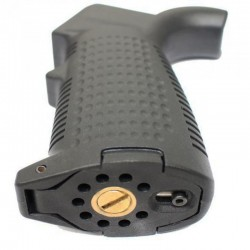Pistol grip à changement de moteur rapide noir