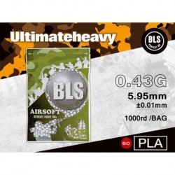 BLS Biodegradable Bbs 0.43gr 1000 rounds