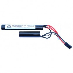 Battery Lipo 11,1V 1600Mah 25C Nunchuck type