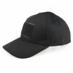 Baseball cap with velcro in several colors