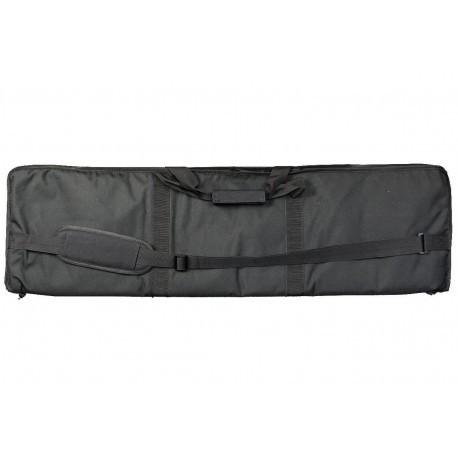Tactical Gun bag with MOLLE 100cm Black