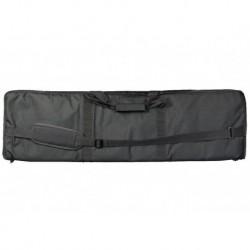 Tactical Gun bag with MOLLE 130cm Black