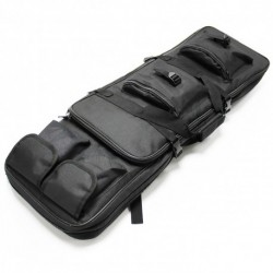 Tactical Gun bag 85cm for 2 airsoft gun + accessories