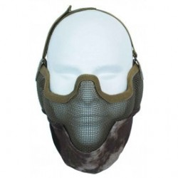 Masque de protection facial V2 en woodland