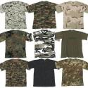 Combat shirts, hoodies, soft shells